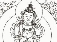 Week-end Vajrayana (hébergement en dortoir femme uniquement)