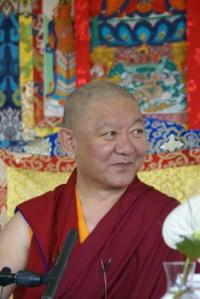 Enseignement du Vénérable Ringou Rinpoché